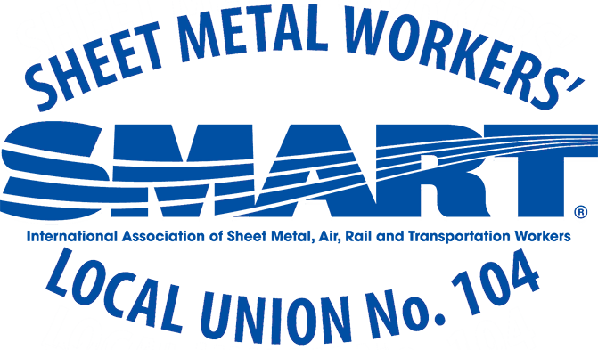 SMART Sheet Metal Workers Local Union 104